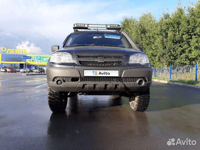 Chevrolet Niva, 2014  89097425704 купить 4