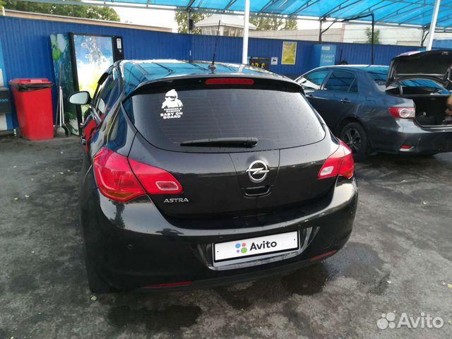 Opel Astra, 2012  89889927308 купить 5