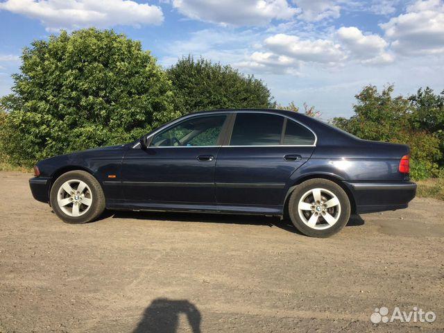 BMW 5 серия, 1999  89066572916 купить 6