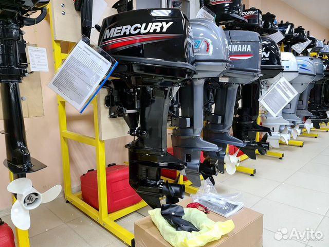 Мотор Mercury 30M (новые моторы с завода tohatsu)  83467939093 купить 3