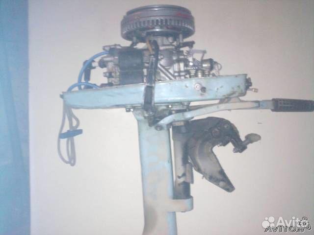 моторы ветерок 8 купить бу в москве