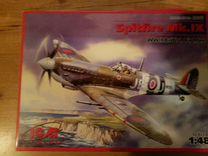 Сборная модель Spitfire 1/48
