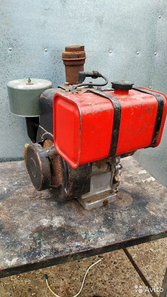 Двигатель мотоблока мб-1
