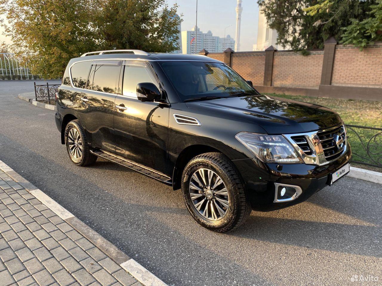 Nissan Patrol, 2013  89682755610 buy 5