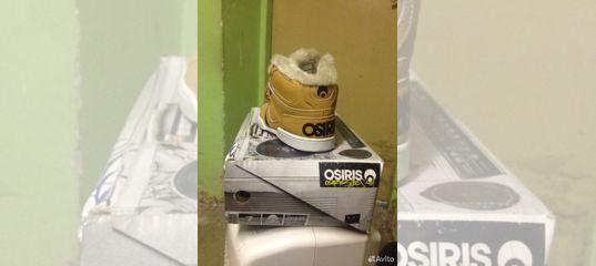 62a6a08c Кеды зимние мех осирис osiris купить в Москве на Avito — Объявления на  сайте Авито