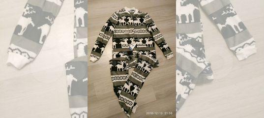 023d459ea966 Флисовая пижама - футужама, кигуруми. Новая купить в Москве на Avito —  Объявления на сайте Авито