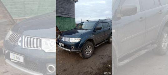 Mitsubishi Pajero Sport, 2010 купить в Архангельской области | Автомобили | Авито