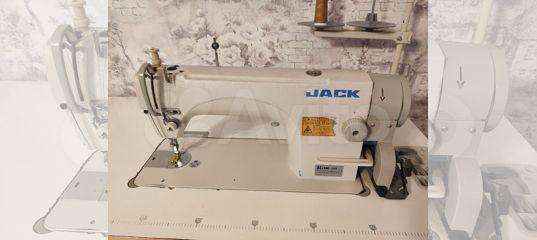 Швейная машина jack-609 на 220В