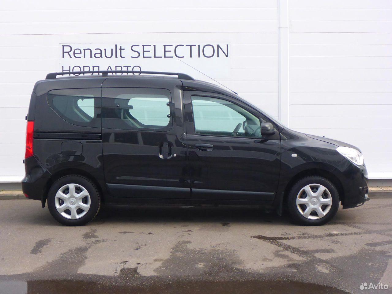 Renault Dokker, 2018  84822735062 купить 3