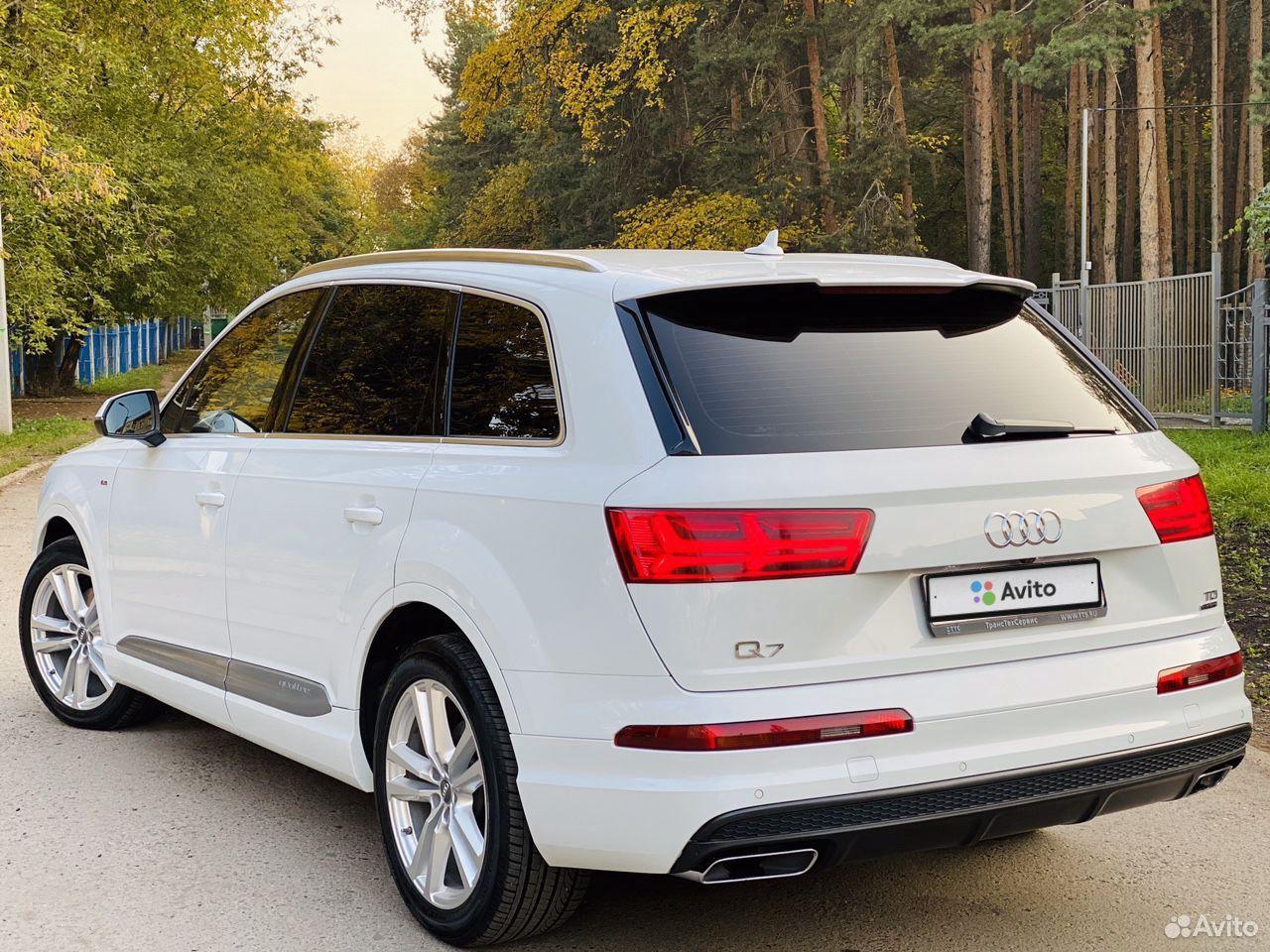 Audi Q7, 2015  89053093192 купить 10