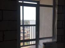 Пластиковая дверь и окна