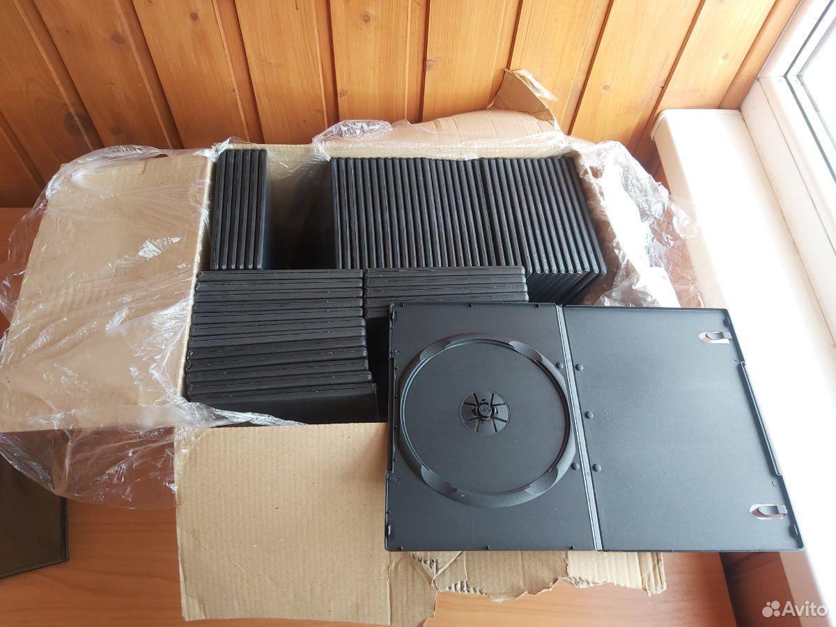 Боксы для DVD дисков  89373541832 купить 1