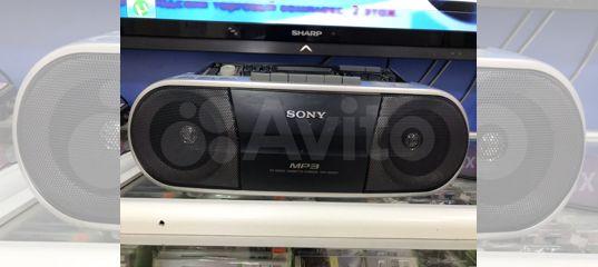 Магнитола кассетная Cd mp3 Sony CFD-s03cp