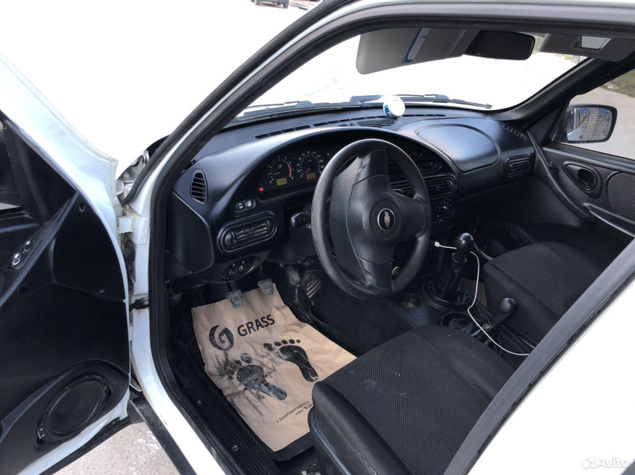 Chevrolet Niva, 2014  89098851603 купить 9