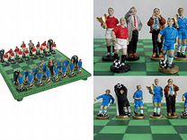 Шахматы Футбол
