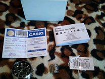 Часы Casio Edifice efb-550 d 1a