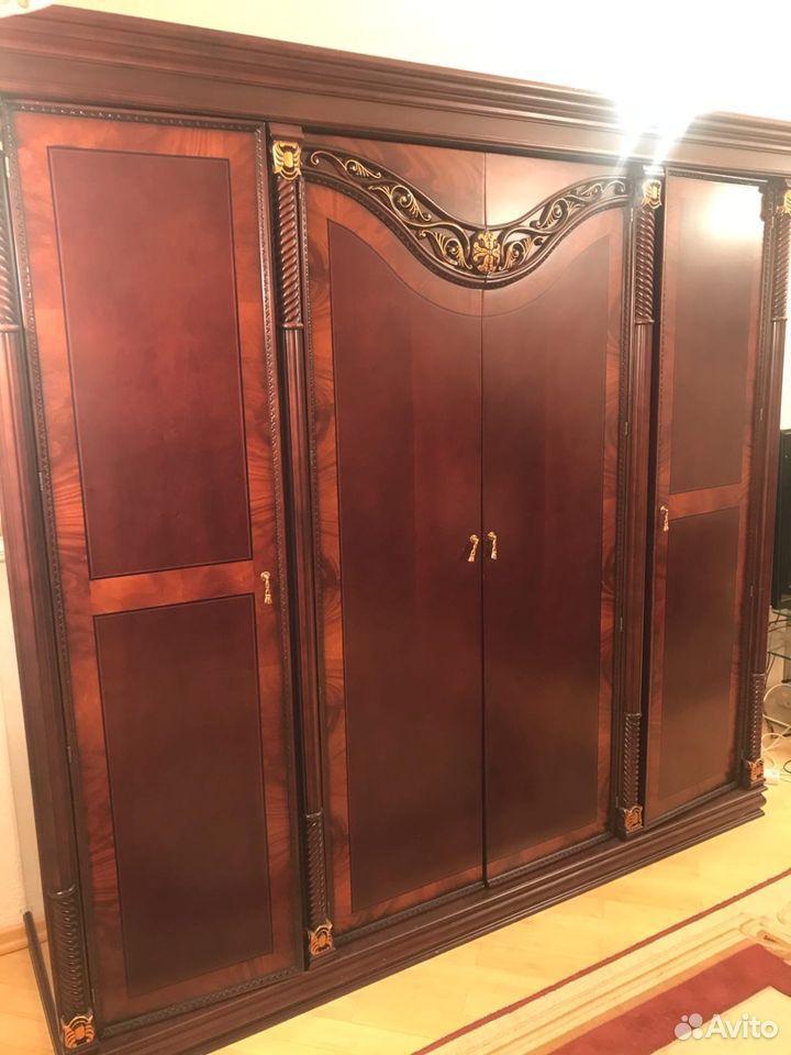 Шкаф трехсекционный Жозефина  89190516329 купить 1