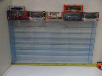 Стеллаж для автомоделей 1:43 (на 52 модели)