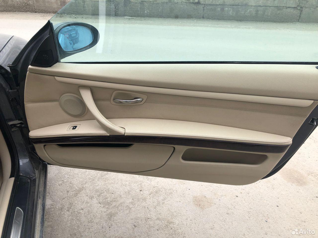 Спорт салон сиденья BMW E92 в сборе (бежевая кожа)  89638577308 купить 3