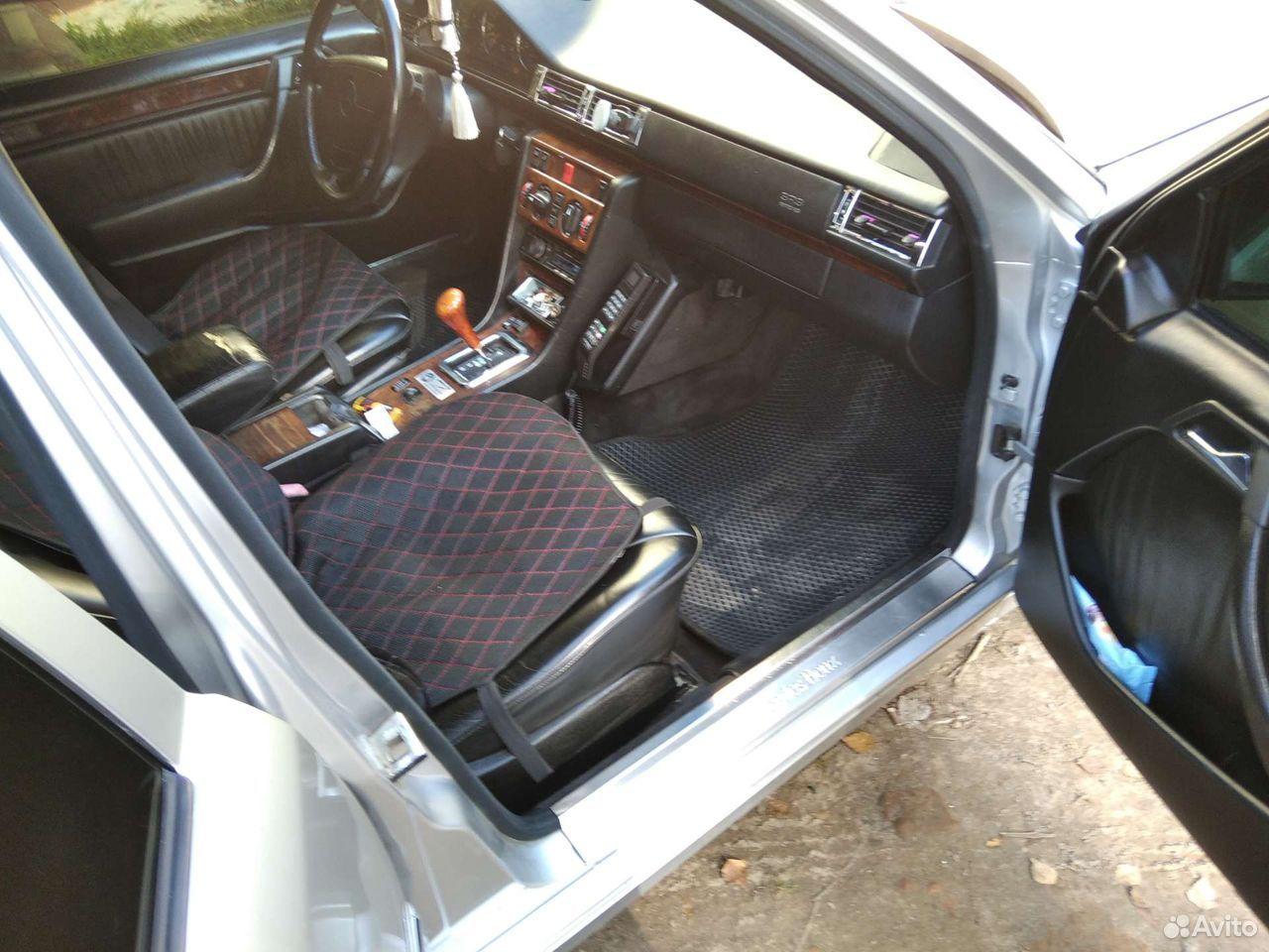 Mercedes-Benz W124, 1993  89634233411 купить 5