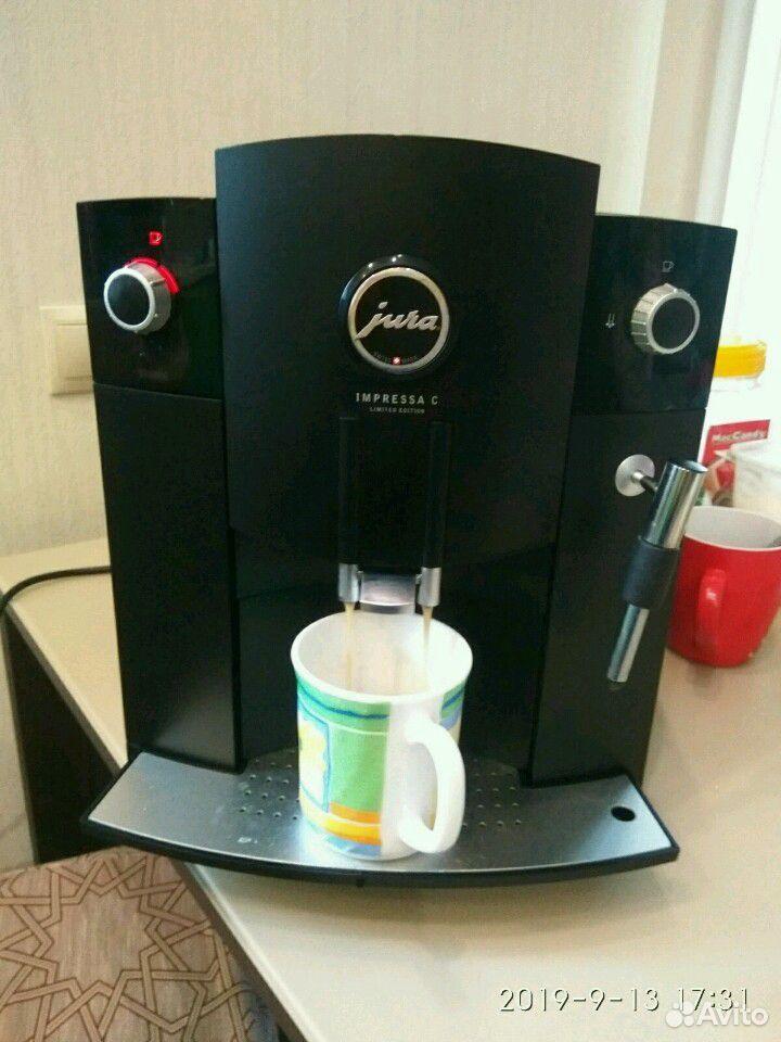 Кофемашина Jura Impressa C  89139348854 купить 3