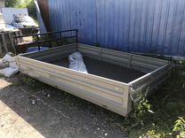 Бортовая платформа (кузов) газ газель next 3 м