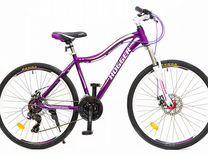 Велосипед hogger MQ Lady 26 радиус, рама алюминий