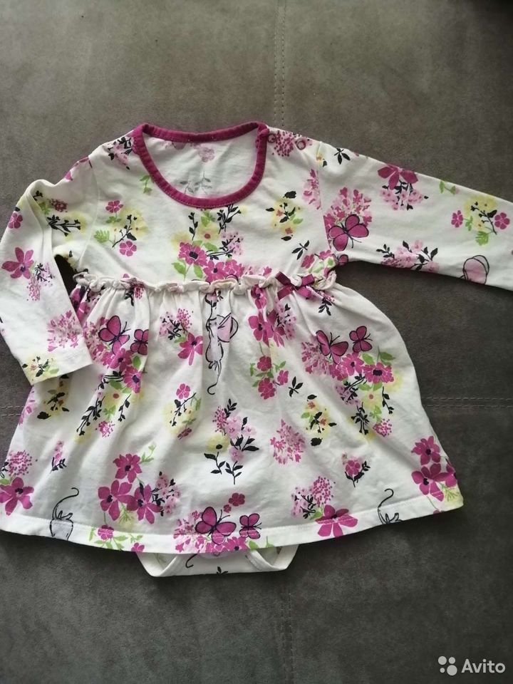 Платье-боди, р 68