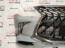 Передний бампер Lexus LX 570 Superior 07-12 гг