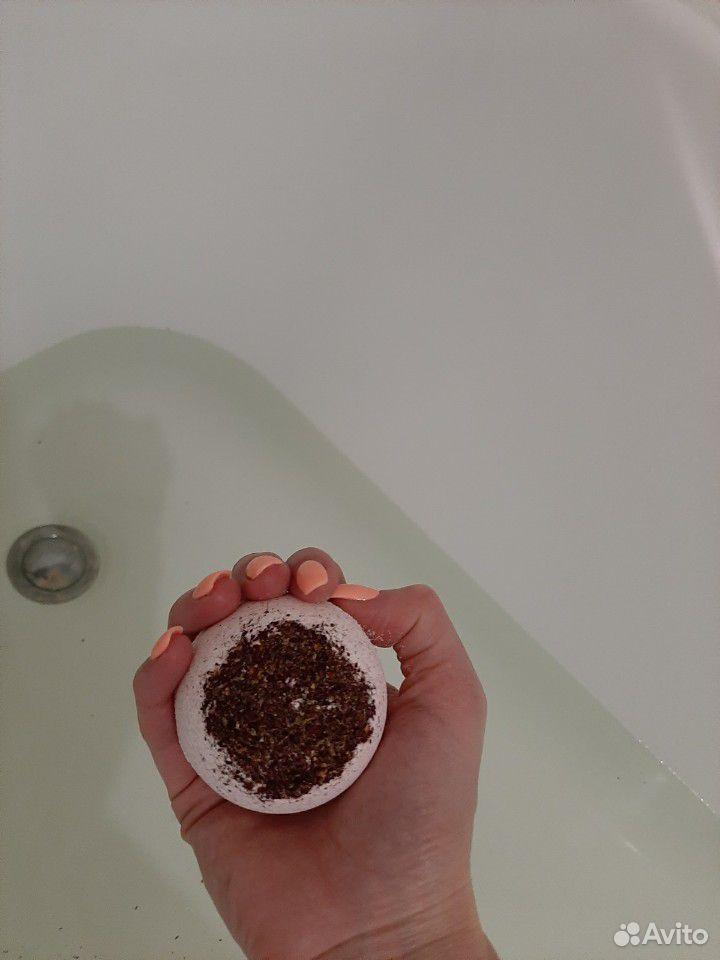 Бомбочка гейзер с пеной для ванны 89122881903 купить 7