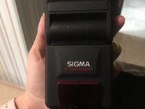 Вспышка камеры sigma ef 610 dg super