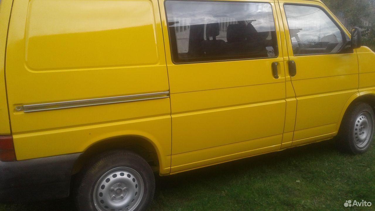 Volkswagen Transporter, 1998  89003518483 купить 9