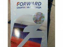 Ботинки зимние кожаные сборной России Форвард