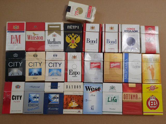 сигареты bayron купить