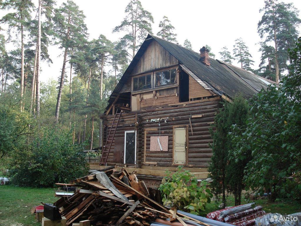 Демонтаж домов, бань, пристроек