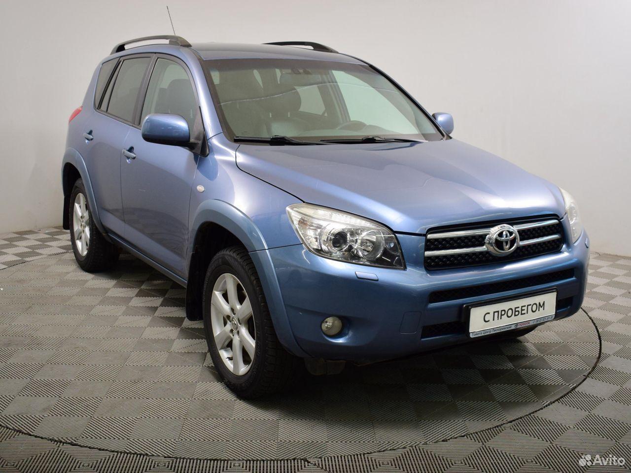Toyota RAV4, 2008  88129207311 купить 4
