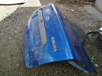 Крышка багажника калина седан