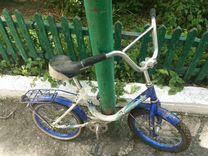 Нормальный детский велосипед от 5 до 8 лет возраст