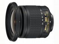 Объектив Nikon AF-P 10-20mm F4.5-5.6G VR Nikkor