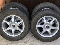 Автомобильные шины на литых дисках