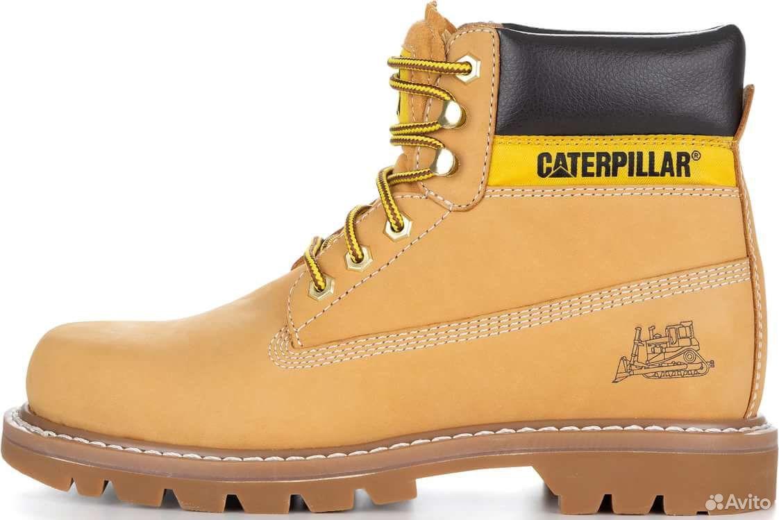 Новый ботинки Caterpillar Colorado  89112927260 купить 2