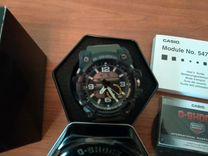 Часы casio G-shock GG-1000 Б/У
