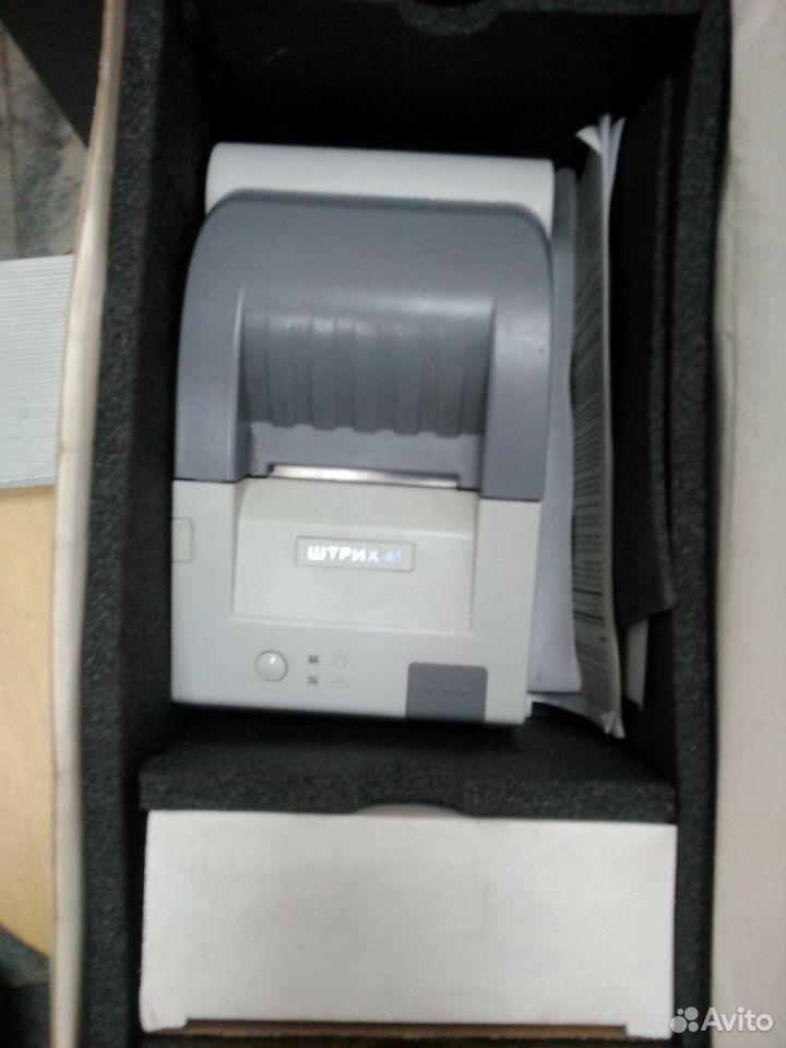 Продам принтер чеков штрих-М фрк light