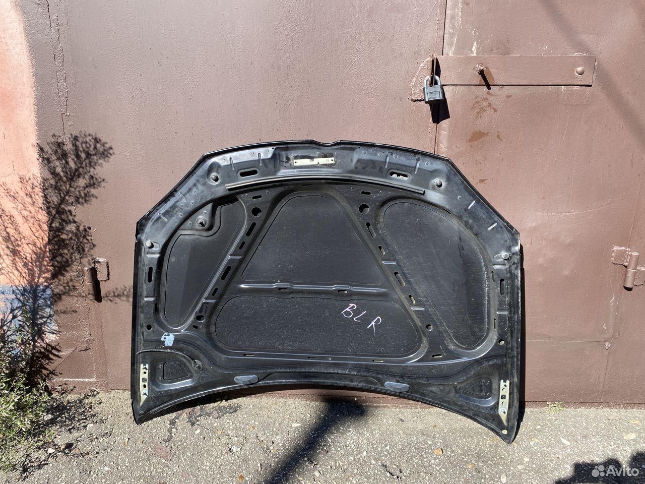 Капот черный Volkswagen Jetta 5, Golf 5  89534684247 купить 4