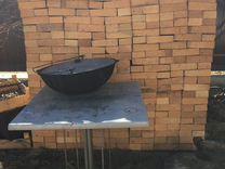 Кирпич шамотный для барбикю и камина