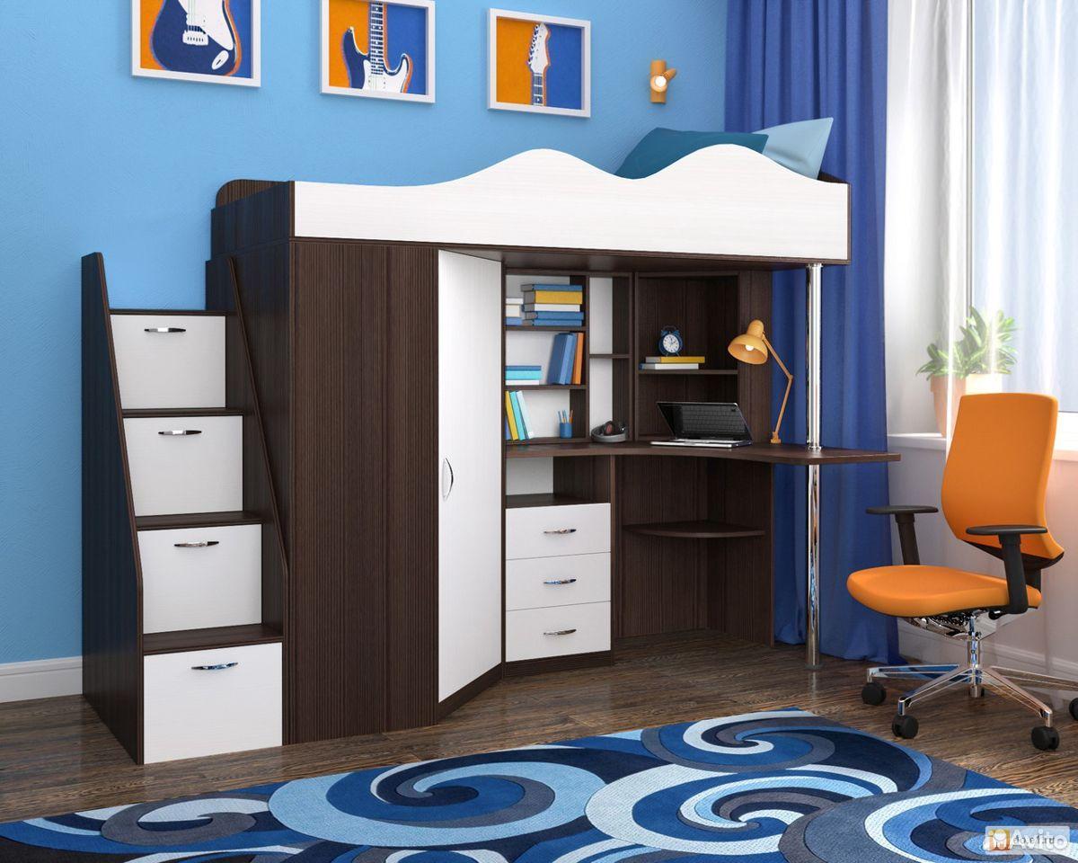 Кровать-чердак  89224120370 купить 1