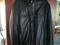 Мужская зимняя куртка (к\з)
