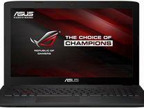 Игровой ноутбук Asus GL552VW-CN926T Core i5