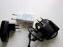 Зарядники и переходник