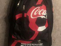 Рюкзак новый Coca Cola — Одежда, обувь, аксессуары в Санкт-Петербурге